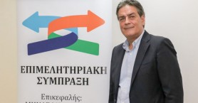 Με εμπόρους και καταστηματάρχες συνομίλησε ο Μ.Μελισσείδης