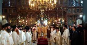 Ο εορτασμός του Μητροπολιτικού Ναού Εισοδίων της Θεοτόκου στο Ρέθυμνο