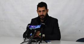 Πετράκης: Είμαι περήφανος για τους παίκτες μου