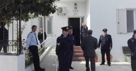 Εγκαινιάστηκε στον Γαλατά το τμήμα τουριστικής αστυνομίας (βίντεο + φωτο)