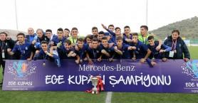 Με Τζολάκη βασικό πήρε το Aegean Cup η Εθν. Παίδων!