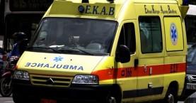 Τρεις τραυματίες σε δύο τροχαία στην παραλιακή του Ηρακλείου