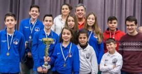 Πρωταθλήτρια Ελλάδος η Σκακιστική Ακαδημία Χανίων Σαμαριά