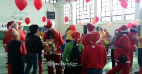 Αρίων Χανίων και Άη Βασίληδες του Santa Run γιόρτασαν την ημέρα αναπηρίας