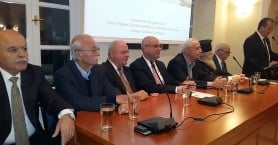 Τρεις αναγορεύσεις εταίρων στην εκδήλωση για την ένωση Κρήτης - Ελλάδας