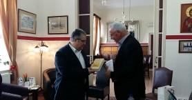 Στο επίκεντρο συνάντησης Κουτσούμπα - Βουλγαράκη τα προβλήματα του Ν.Χανίων