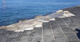 «Ράβε-ξήλωνε» στο παλιό λιμάνι στα Χανιά