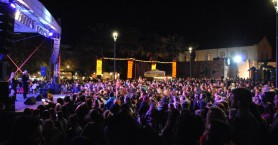 Τα ξωτικά βούλιαξαν την Πλατεία Μικρασιατών στο Ρέθυμνο