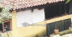 Φωτιά ξέσπασε σε ταβέρνα στον Αποκόρωνα Χανίων