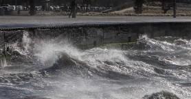 Στην Κρήτη οι ισχυρότεροι άνεμοι σήμερα - Έφτασαν τα 132 χλμ την ώρα