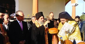 Η πανήγυρις του Αγ. Μάρκου του Κωφού στην Μονή Αρσανίου