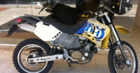 Έκλεψαν μοτοσικλέτα απο την οδό Τζανακάκη στα Χανιά (φωτο)
