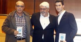 Βραβεύτηκαν από την ΕΟΕ οι Παπαστάμος, Τζιλιβάκης