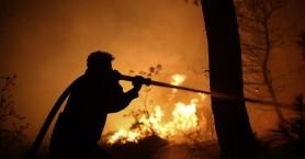 Υπό έλεγχο η πυρκαγιά που ξέσπασε σε δύσβατη περιοχή στο Επανωχώρι