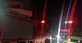 Πυρκαγιά σε σπίτι στην Επισκοπή Ρεθύμνου