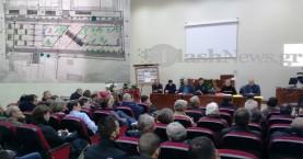 Παρουσίαση μελέτης πλατείας Σούδας με σκληρή κριτική σε δήμαρχο Χανίων