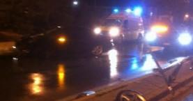 Σοβαρό τροχαίο ατύχημα στην παραλιακή του Ηρακλείου