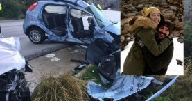 Σε σοβαρή κατάσταση δύο τραυματίες του πολύνεκρου τροχαίου στον ΒΟΑΚ