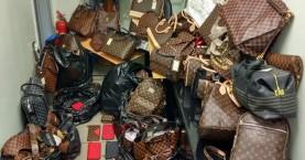 Καταστήματα στη Θεσσαλονίκη πουλούσαν απομιμήσεις γνωστού οίκου μόδας