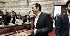 Στο Προεδρικό Μέγαρο ο πρωθυπουργός Αλέξης Τσίπρας