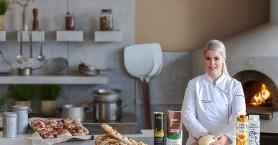 Οι Μύλοι Κρήτης & βραβευμένη γυναίκα chef προτείνουν λαχταριστές συνταγές