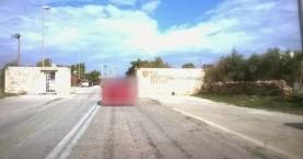 Άγνωστος εισέβαλε με αυτοκίνητο στον χώρο της 115 ΠΜ στα Χανιά