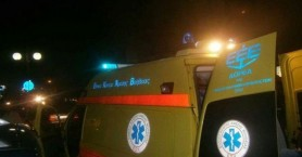 Σοβαρό τροχαίο τα ξημερώματα στα Χανιά - Στο νοσοκομείο ένας 19χρονος
