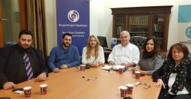 Η πρώτη συνεδρίαση του Τμήματος Υπηρεσιών του Επιμελητηρίου Ηρακλείου