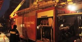 Κρήτη: Πλυντήριο σε μεζονετα τυλίχθηκε στις φλόγες τα μεσάνυχτα