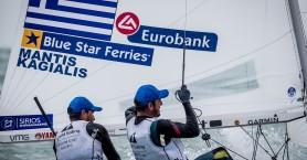 Η Blue Star Ferries χορηγός της ιστιοπλοϊκής ομάδας Μαντή-Καγιαλή