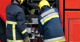Πυρκαγιά σε αυτοκίνητο στα Κουνουπιδιανά