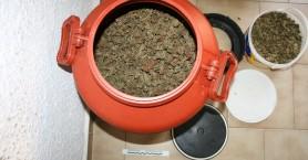 Λασίθι: Σε πλαστικά δοχεία στο ποιμνιοστάσιο έκρυβε σχεδόν 4,5 κιλά χασίς!