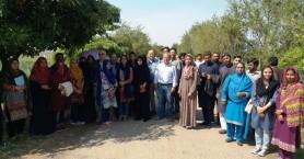 Χανιώτης ερευνητής στο Πακιστάν για την εξοικονόμηση νερού άρδευσης