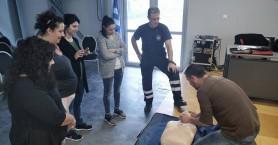 Με επιτυχία το σεμινάριο Πρώτων Βοηθειών στο Κέντρο Κοινότητας Δ. Πλατανιά