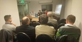 Η συνάντηση για το μέλλον των τμ. Υποδομής του ΑΟΚ Χανιά