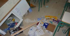 Το Υπ. Παιδείας για βανδαλισμούς στο 1ο Γυμνάσιο Ελ. Βενιζέλου στα Χανιά