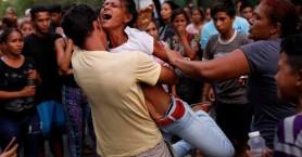Βενεζουέλα: Τουλάχιστον 68 νεκροί εξαιτίας πυρκαγιάς στα κρατητήρια