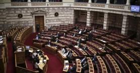Ψηφίζεται το πολυνομοσχέδιο για το κλείσιμο της αξιολόγησης