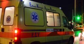 Πατέρας και δύο παιδιά τραυματίστηκαν σε τροχαίο