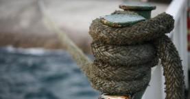 Δεμένα τα πλοία από τα λιμάνια της Κρήτης λόγω ισχυρών ανέμων