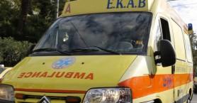 Τροχαίο με τραυματισμό 8χρονου στην Ιεράπετρα