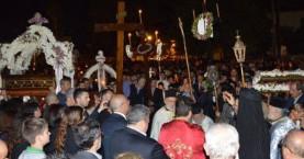 Τρεις Επιτάφιοι θα «συναντηθούν» στην πλατεία Δικαστηρίων στα Χανιά