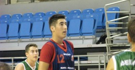 Ξανά στο κλιμάκιο της Εθνικής Παίδων ο Κουρουπάκης