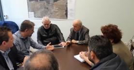 Διαδημοτική συνεργασία για την εκμετάλλευση των γλυκών νερών του Αλμυρού