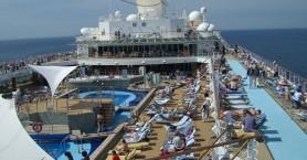Χανιά: Πάνω από 5000 επισκέπτες μόνο απ'την κρουαζιέρα σε μια εβδομάδα