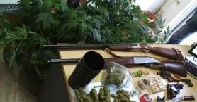 Σειρά συλλήψεων στο Ηράκλειο για ναρκωτικά, όπλα και αρχαία! (φωτο)