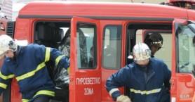 Πυρκαγιά σε αυτοκίνητο ενώ κινείτο στον δρόμο Μοίρες – Ηράκλειο
