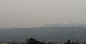 Η μετακίνηση της σκόνης πάνω από την Κρήτη