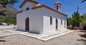 Απίστευτο μπαράζ διαρρήξεων και κλοπών σε εκκλησίες των Σφακίων