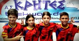 Η αποστολή του ΑΣ Κρήτες για το 9ο Kim e Liu